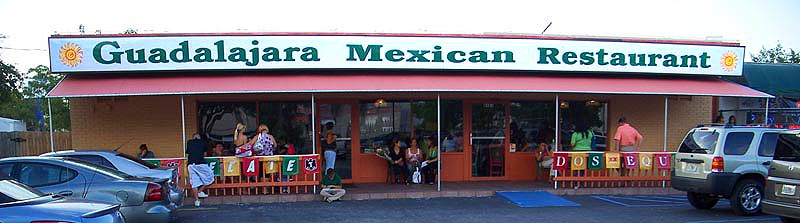 Conveniently Located In The Heart Of Pinecrest Guadalajara Mexican Restaurant